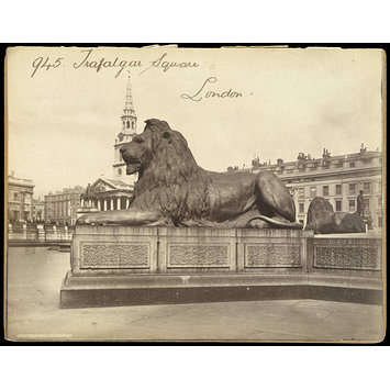 Photograph - Trafalgar Square, London