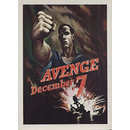 Avenge December 7 (Poster)