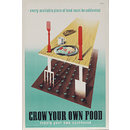 Grow Your Own Food (Poster)