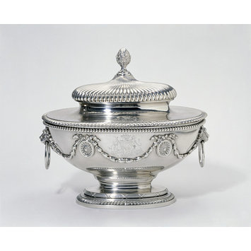 Soup tureen - The Fitzwilliam tureen