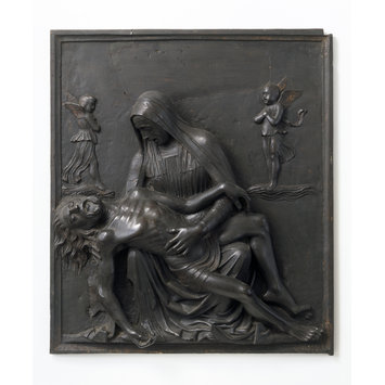 Relief - Lamentation over the dead Christ