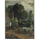 Willy Lott's House, near Flatford Mill (Oil)