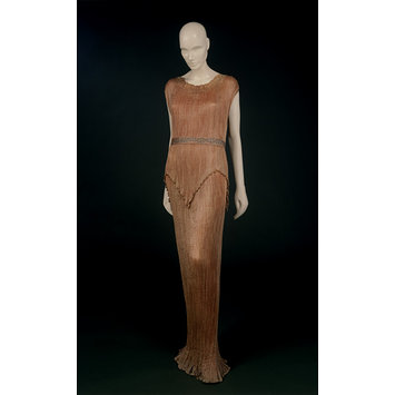 Dress and belt - Delphos