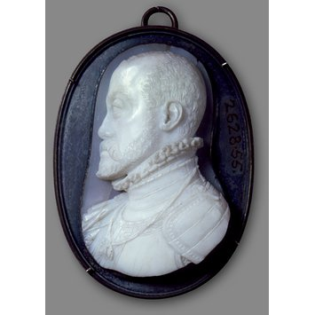 Cameo - Philip II of Spain