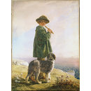 The Piping Shepherd (Painting)