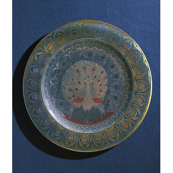 Dish - Lancastrian Pottery