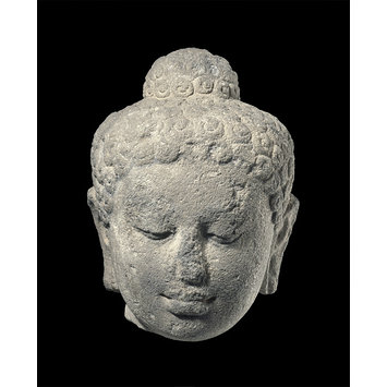 Sculpture - Head of the Buddha