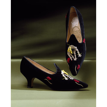 Pair of shoes - Josephine Baker