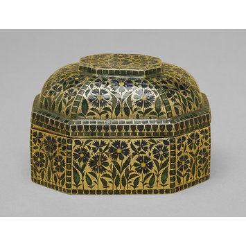 Pan dan (casket for pan) - Pan dan (casket for betel)