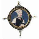 Mrs Jane Small, formerly Mrs Pemberton (Portrait miniature)