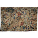 The Battle of Roncevaux (Tapestry)