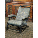 Morris Adjustable Back Chair; Bird; Bird (Adjustable-back chair)