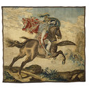 Perseus and Andromeda; The Horses (Tapestry)