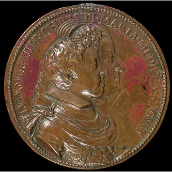 Medal - Louis XIII