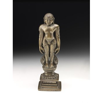 Figure - Figure of the Jain Hero Bahubali