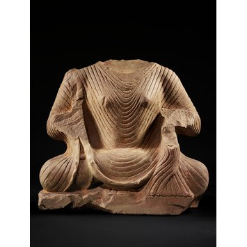 Sculpture - Seated Buddha