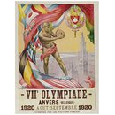 VIIe Olympiade - Anvers (Poster)