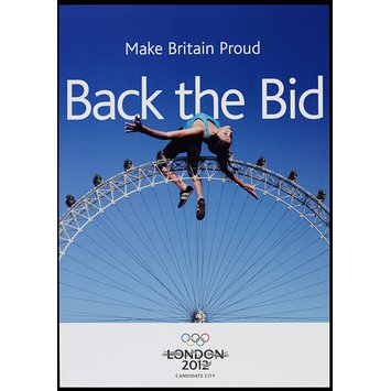 Poster - Back the Bid