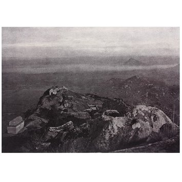 Photograph - View of the country looking N. N. W. from the top of the Ryacotta Hill