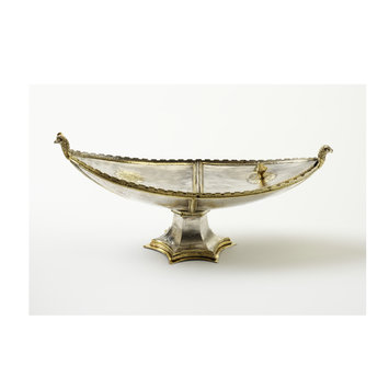 Incense boat - The Ramsey Abbey Incense Boat