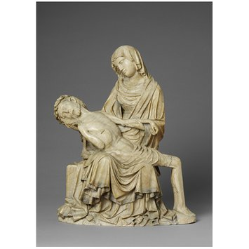 Statue - The Virgin with the Dead Christ
