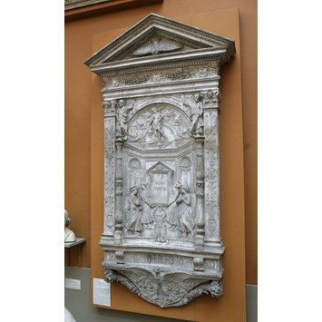 Plaster cast - Tabernacle