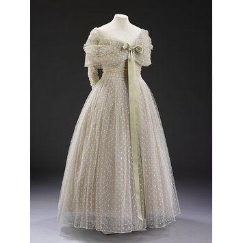 Evening dress - La Ligne Libre; Belgique