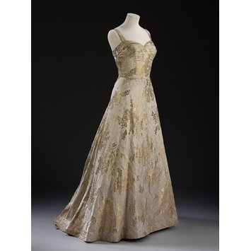 Evening dress - Coronation