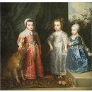 The Children of Charles I (Oil painting)