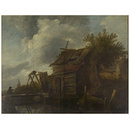 The Mill (Oil painting)