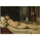 Venus (after Titian) (Oil painting)