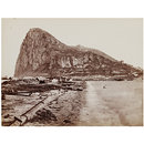 Gibraltar. View (Photograph)