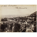 Gibraltar.  The Arsenal etc. (Photograph)