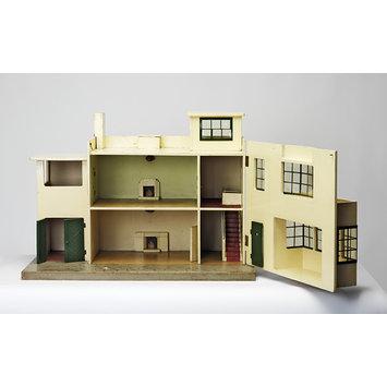 Dolls' house - Ultra Modern Dolls' House