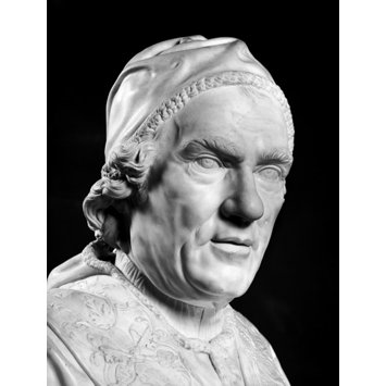Bust -  Pope Clement XIV