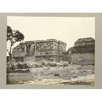 Photograph - Hampi (Vijayanagar) Bellary District: Gopura base, Ananthasayana Temple.