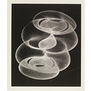 Analog-Grafik D3 (Dance of the Electrons) (Print)