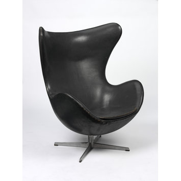 Armchair - Egg armchair; Model 3317