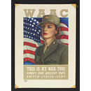 WAAC - This is my war too! (Poster)