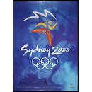 Sydney 2000. Games of the XXVII Olympiad; Logo poster (Poster)