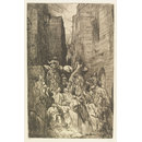Wedding Procession with Camels (Print)