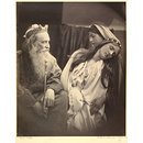 King Ahasuerus and Queen Esther (Photograph)