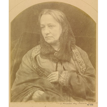 Photograph - Julia Margaret Cameron