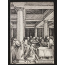 The Presentation of Christ in the Temple (Print)