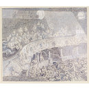 Interior of the London Hippodrome; The Royal Circle from the Stage Box; Recording Britain (Drawing)