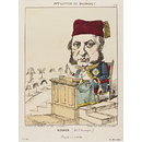 Rouher (dit l'Auverpin); Affiliation de Badinguet (Print)