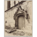 Doorway, Palais de Justice, Beauvais, France (Photograph)
