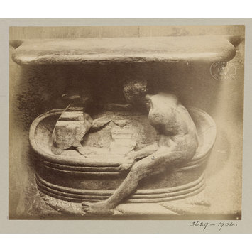 Photograph - Church of SS Gervais et Protais, Miserere Seat, XVI Century', Paris, France; Old Paris