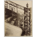 Staircase, rue de l'Abbe Gregoire, Paris, France (Photograph)