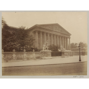 Photograph - Palais Bourbon, Paris, France